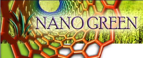تكنولوجيا النانو الخضراء – nano green